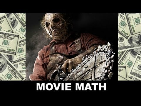 Box Office for Texas Chainsaw 3D, Django Unchained, Les Miserables, The Hobbit