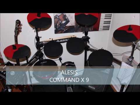 Alesis Command X 9 Piece
