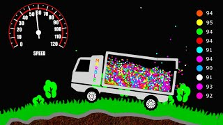 Extreme Off Road Racing  Marble Race in Algodoo