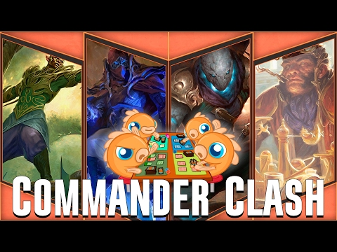 Commander Clash S2 Episode 26: Aether Revolt