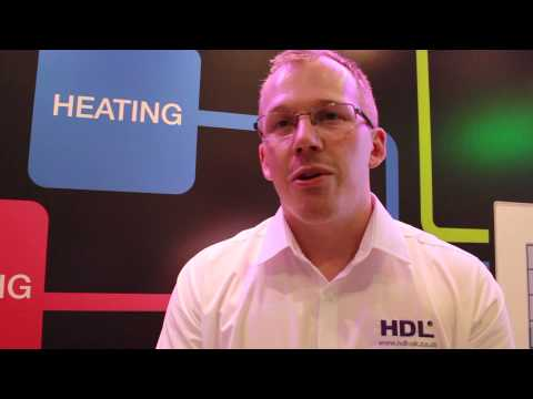 HDL UK at Grand Designs Live 2014 (Smart Home Technology)