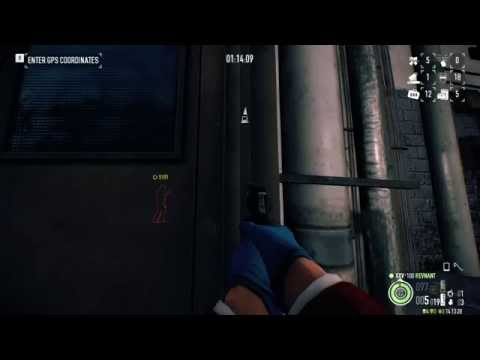 Payday 2 - Dockyard DW - 1P stealth, no assets, no dead civilians, all loot including 2 weapons