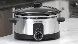 Simplicity™ 6 Quart Slow Cooker (33565)