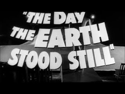 LUX RADIO THEATER: DAY THE EARTH STOOD STILL - MICHAEL RENNIE - OLD TIME RADIO