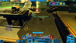 SWTOR Level 12 Sentinel PvP. 490K Damage.