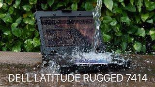 Dell Latitude Rugged 7414 - Bất chấp môi trường làm việc, giá 130 triệu đồng