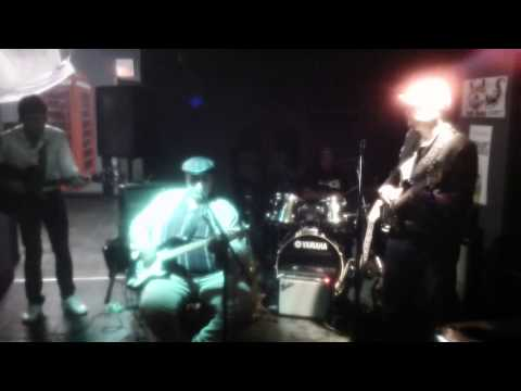 Cafe Charlie Blues Jam - 11-3-14 - Mike Delaney