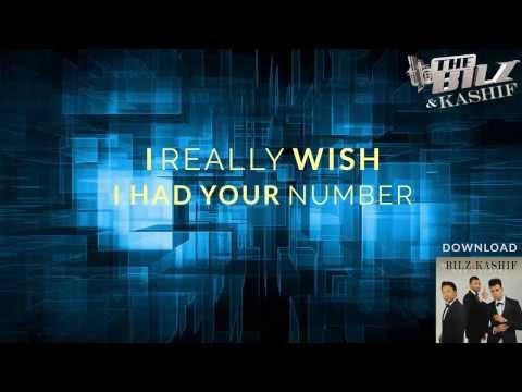 THE BILZ & KASHIF | YOUR NUMBER LYRICS VIDEO | THE TRINITY