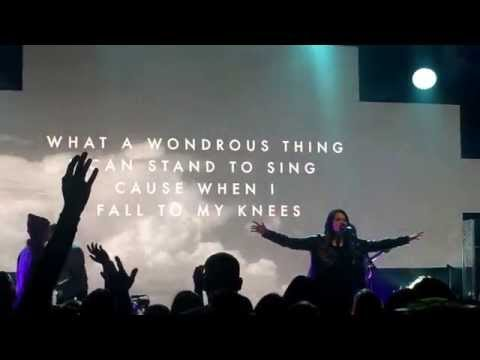 You Don't Miss A Thing- Bethel Tour Live 2015 - Amanda Cook