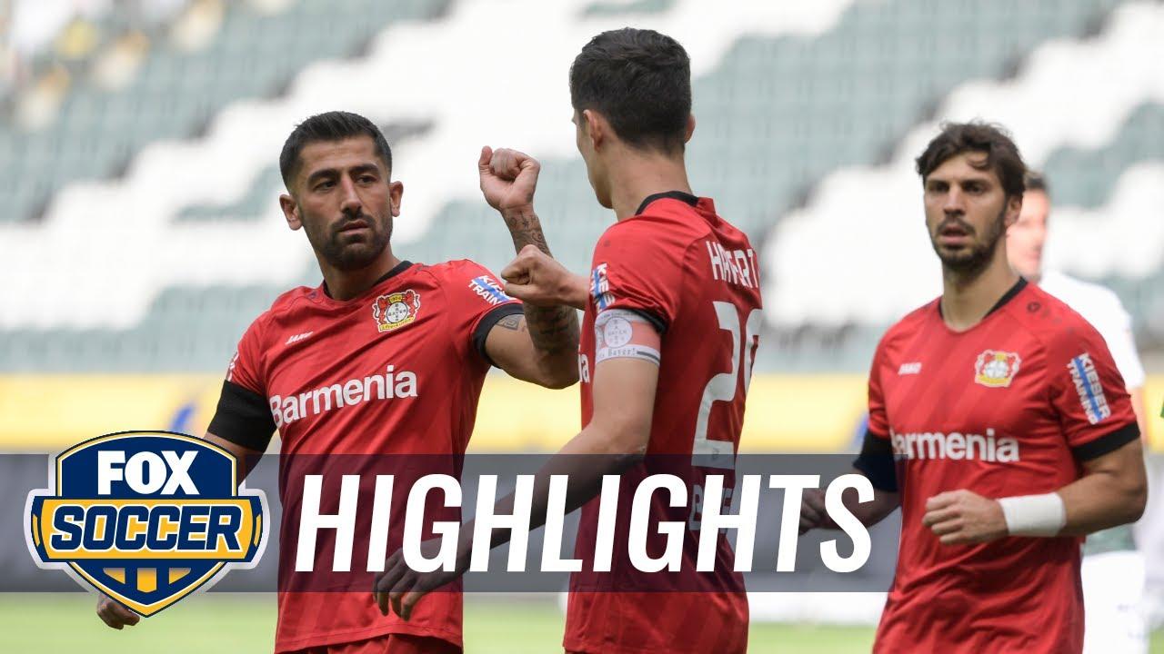 Borussia M'gladbach 1 - 3 Bayer Leverkusen