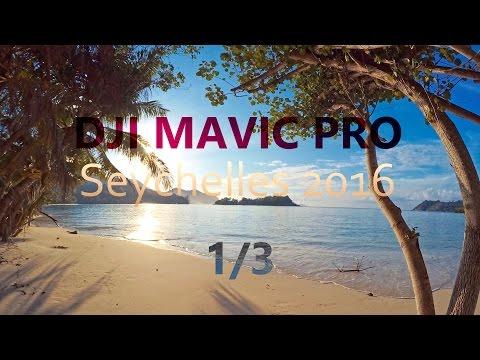 DJI Mavic + Osmo X5 + Hero4 Seychelles Paradise Island 1/3