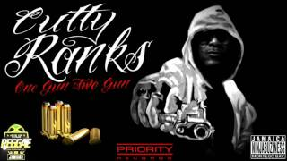 CUTTY RANKS - ONE GUN TWO GUN