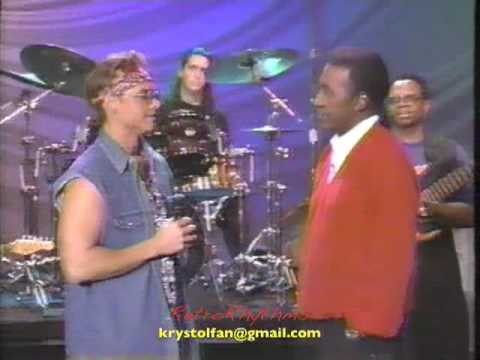 Dino performs Ooh Child (1993) Friday Night Videos