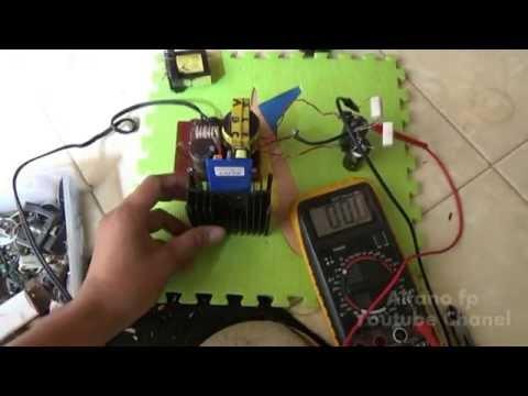 melilit sendiri/membuat power supply amplyfier dari travo