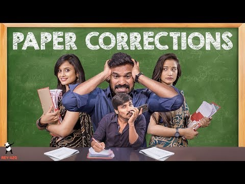 Faculty During Paper Corrections|| College Life Ep-6 || Rey420