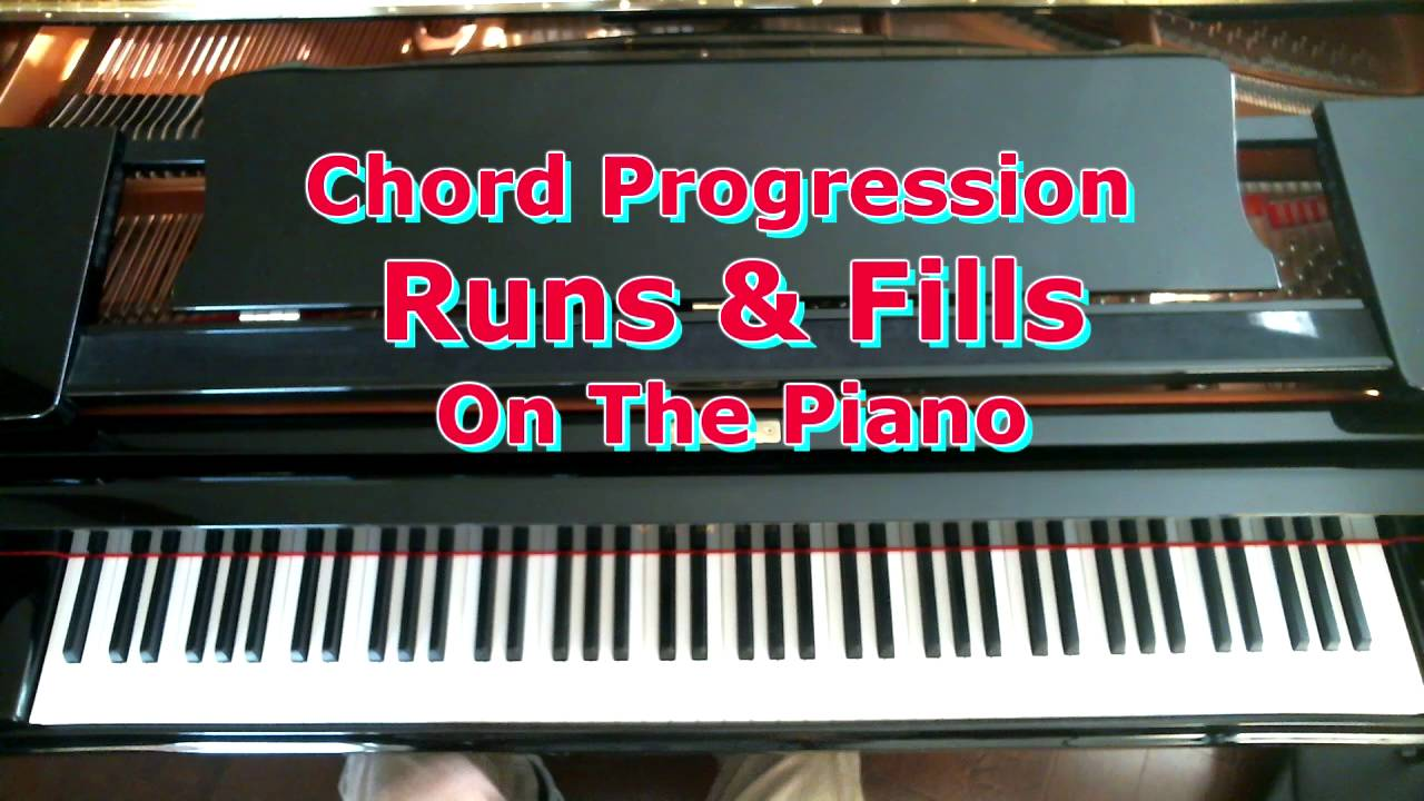 Chord progression runs fills on the piano youtube chord progression runs fills on the piano hexwebz Images