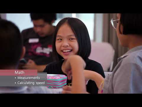 STEM education in Thailand at Siam Innovation District