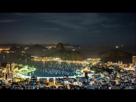 Rio On Move 2 - A Rio de Janeiro Time-Lapse Film 4K