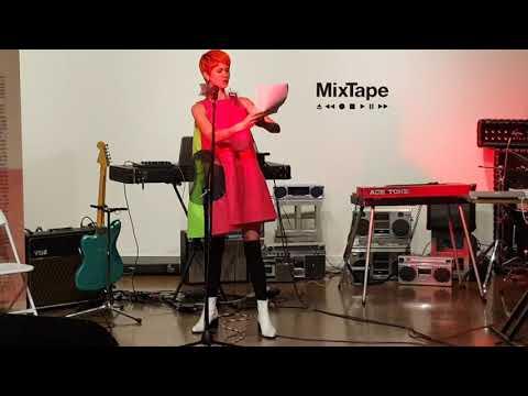 "MixTape Live: ""Mladiću moj"" by Lambda Celsius, Zeitgeist Gallery, Nashville, 2018"