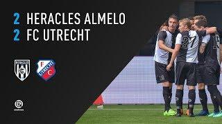 Video Gol Pertandingan Heracles vs FC Utrecht