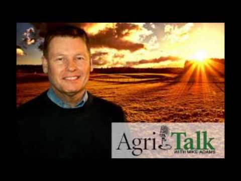 Interview with Mike Adams at AgriTalk