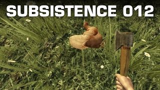 SUBSISTENCE [012] [Mit Huhn und Hase] [Let's Play Gameplay Deutsch German] thumbnail