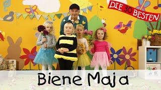 Biene Maja - Singen, Tanzen und Bewegen || Kinderlieder