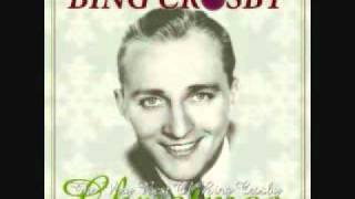 Christmas Is A Comin' - Bing Crosby