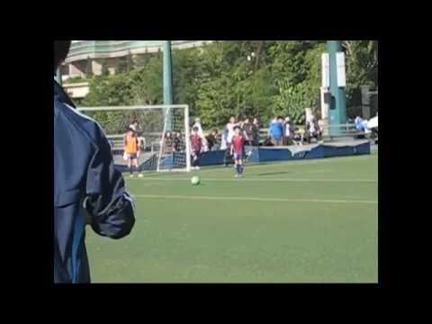 2011_12_03 U11's @ King's Park Sai Kung Sharks VS ACC Japan Part 1.mpg