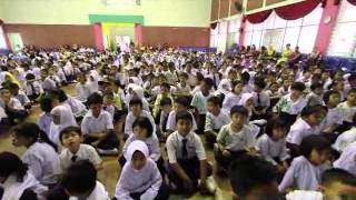 Guru Besar SK Pekan Satu Bersara