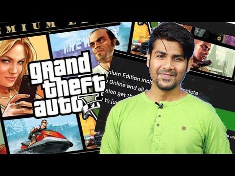 Download GTA 5 100% Free !!! | GTA V On Android? PUBG New Update | Best Old Games