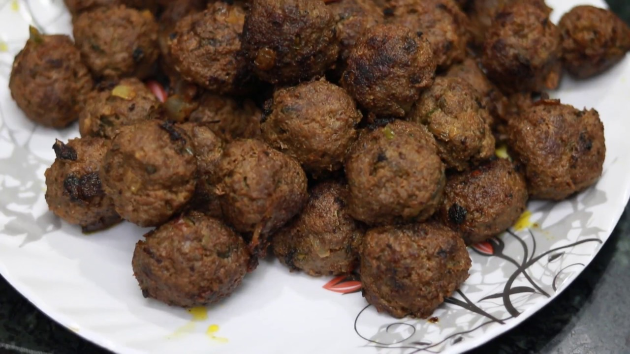 Mutton Kofta Recipe in Urdu By Aliz Foods |Mutton Kofta Recipe