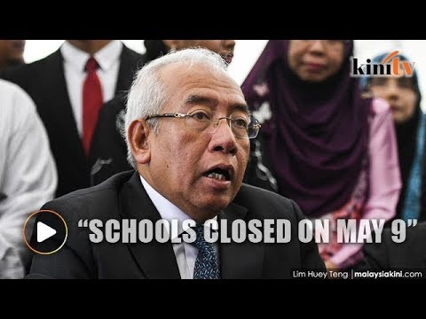 Special holiday for schools on election day