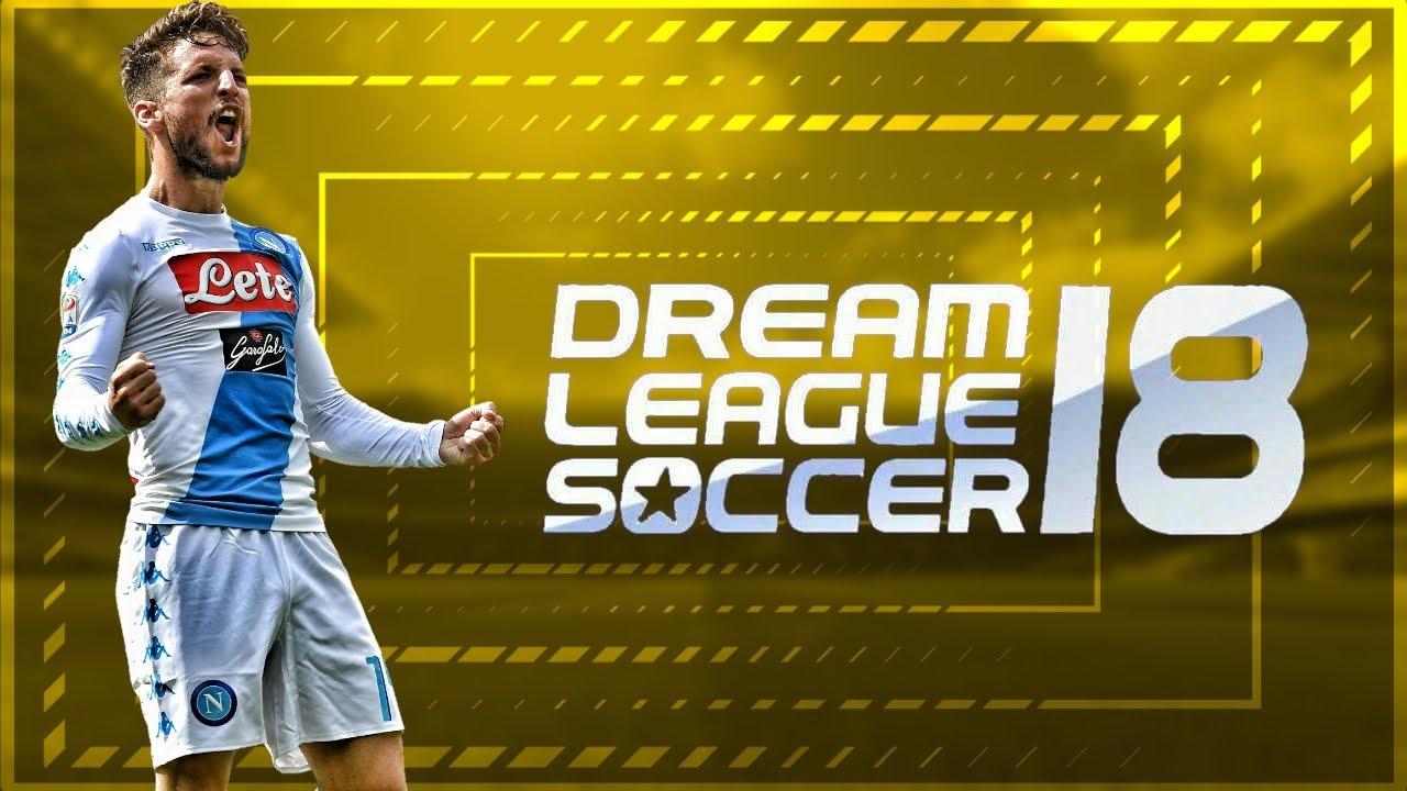 99bdc7635cacd Plantilla del napoli 2017 18 para dream league soccer 18 + monedas  infinitas✓