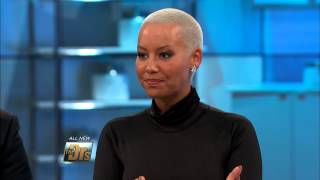 Exclusive: Amber Rose Outraged and Shocked by Reported Use of Her Image in Sex Scam