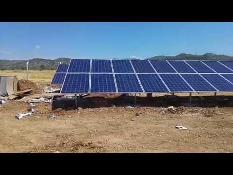 Bölüm 10 : Antalya'da Güneş Enerjisi Santrali Kuruyoruz!