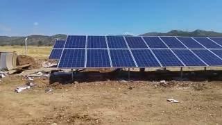 Afyonkarahisar'ın Dinar İlçesine Güneş Enerjisi Sistemi Kuruldu