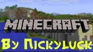 Minecraft survival hard #7-Come fare una miniera e trovare minerali buoni-