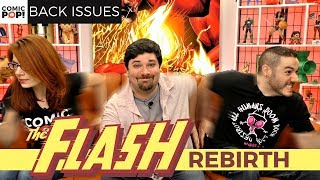 Barry Allen Becomes The Flash Again (The Flash Rebirth) - Back Issues