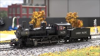 Review: Bachmann HO Baldwin 4-6-0 Steam Locomotive DCC Soundvalue