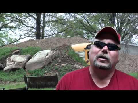 Crazy Arkansas Redneck Storm Cellar!