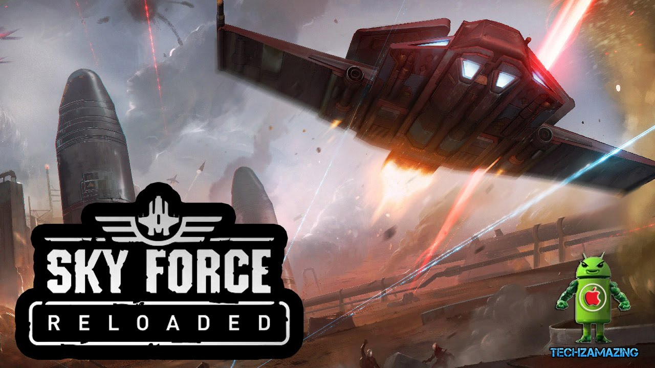 Sky Force Reloaded Download For PC Windows Apk For Android