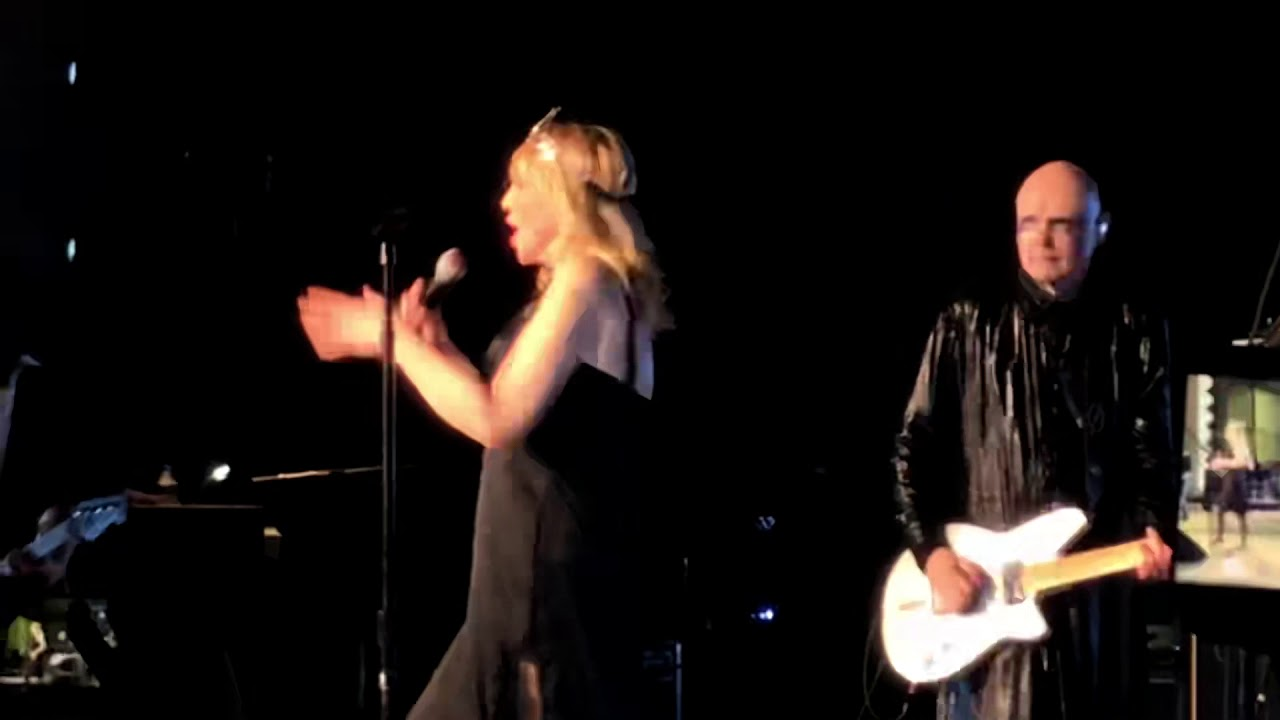 Smashing Pumpkins Celebrity Skin Cover with Courtney Love 30th Anniversary  Show 8/2/18 PNC NJ 4K