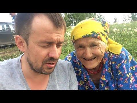 Татарская бабушка-энерджайзер. Ей 84!!!