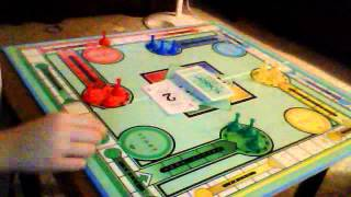 sorry fighters custume board game part 1