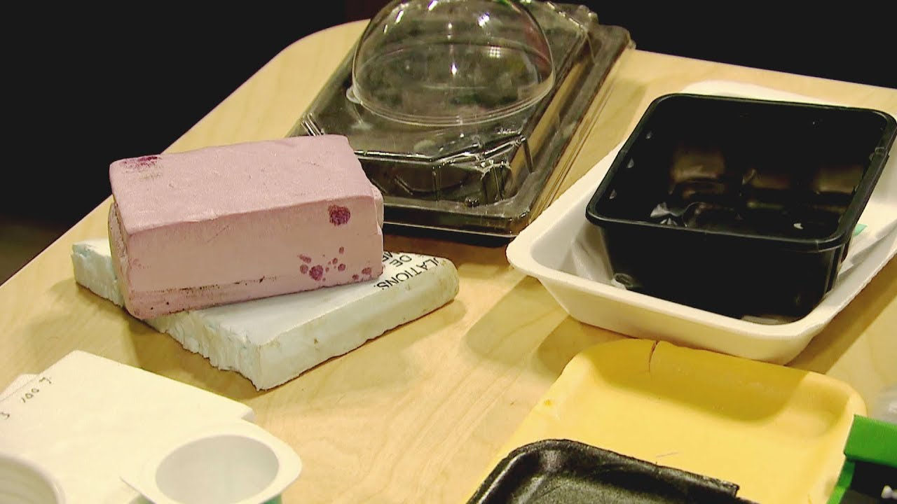 Startup Finds Way To Recycle Styrofoam Youtube
