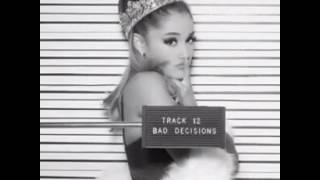 BAD DECISIONS (OFICIAL AUDIO)