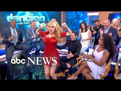 'Dancing with The Stars Season 24 Cast, Partners Live Interview | GMA