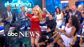 'Dancing with The Stars Season 24 Cast, Partners Live Interview   GMA
