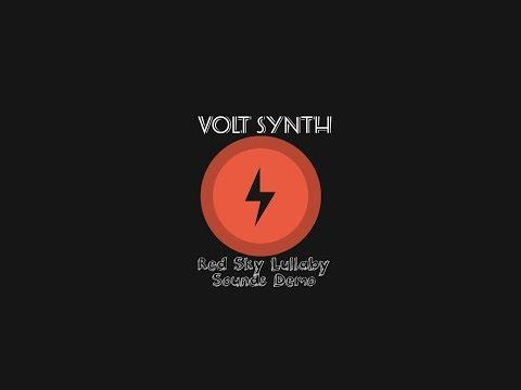 VOLT  iPad MPE Synth